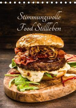 Stimmungsvolle Food Stillleben (Tischkalender 2018 DIN A5 hoch) von Fischer,  Christian