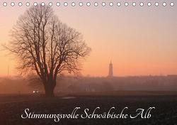 Stimmungsvolle Schwäbische Alb (Tischkalender 2021 DIN A5 quer) von Huschka,  Klaus-Peter
