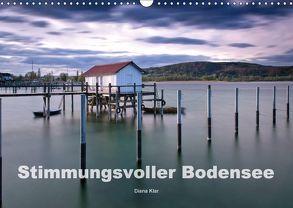 Stimmungsvoller Bodensee (Wandkalender 2018 DIN A3 quer) von Klar,  Diana