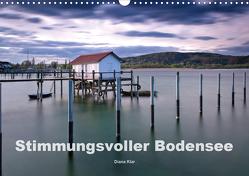 Stimmungsvoller Bodensee (Wandkalender 2021 DIN A3 quer) von Klar,  Diana
