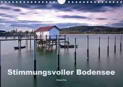 Stimmungsvoller Bodensee (Wandkalender 2021 DIN A4 quer) von Klar,  Diana