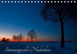 Stimmungsvoller Niederrhein (Tischkalender 2019 DIN A5 quer) von Spona,  Helma
