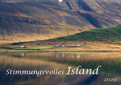 Stimmungsvolles Island (Wandkalender 2020 DIN A2 quer) von Wildner,  Wolfram