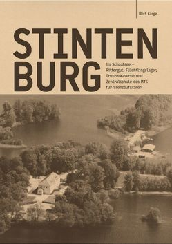 Stintenburg im Schaalsee von Karge,  Wolf