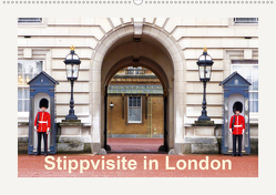 Stippvisite in London (Wandkalender 2021 DIN A2 quer) von Prediger,  Rosemarie