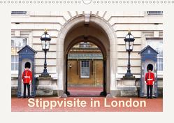 Stippvisite in London (Wandkalender 2021 DIN A3 quer) von Prediger,  Rosemarie