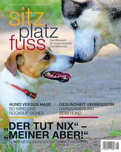 StizPlatzFuss, Ausgabe 28 von Cadmos Verlag