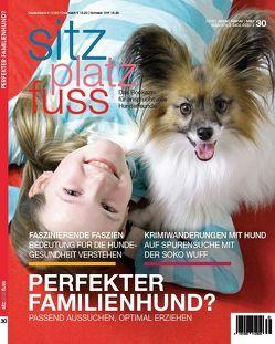 SitzPlatzFuss, Ausgabe 30 von Cadmos Verlag