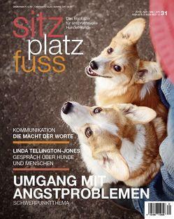 SitzPlatzFuss, Ausgabe 31 von Cadmos Verlag