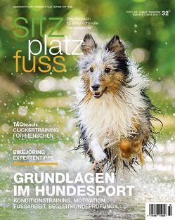 SitzPlatzFuss, Ausgabe 32 von Cadmos Verlag