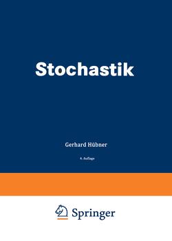 Stochastik von Hübner,  Gerhard