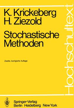 Stochastische Methoden von Krickeberg,  K., Ziezold,  H.