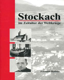 Stockach im Zeitalter der Weltkriege von Rathke,  Hartmut