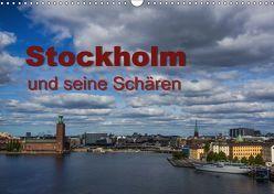 Stockholm und seine Schären (Wandkalender 2018 DIN A3 quer) von Drees,  Andreas, www.drees.dk,  k.A.