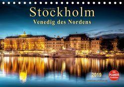 Stockholm – Venedig des Nordens (Tischkalender 2019 DIN A5 quer) von Roder,  Peter