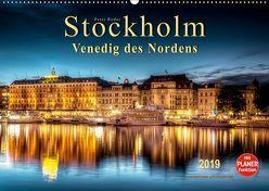 Stockholm – Venedig des Nordens (Wandkalender 2019 DIN A2 quer) von Roder,  Peter