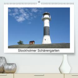 Stockholmer Schärengarten (Premium, hochwertiger DIN A2 Wandkalender 2021, Kunstdruck in Hochglanz) von Dietsch,  Monika