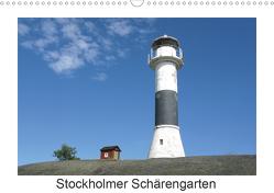 Stockholmer Schärengarten (Wandkalender 2021 DIN A3 quer) von Dietsch,  Monika