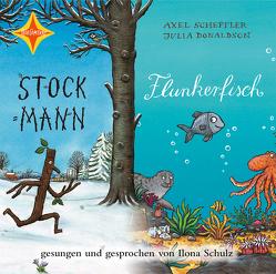 Stockmann / Der Flunkerfisch von Auer,  Martin, Donaldson,  Julia, Droste,  Wiglaf, Maelck,  Stefan, Scheffler,  Axel