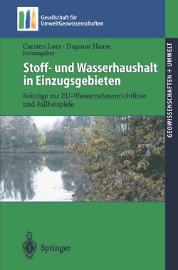 Stoff- und Wasserhaushalt in Einzugsgebieten von Haase,  Dagmar, Lorz,  Carsten