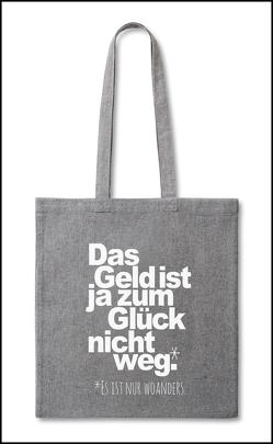 Stoffbeutel FUNI SMART ART – Geld von DUMONT Kalenderverlag, FUNI SMART ART