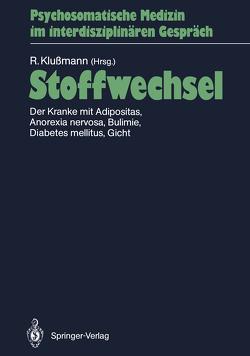Stoffwechsel von Klussmann,  Rudolf