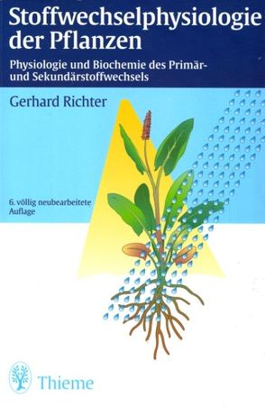 Stoffwechselphysiologie der Pflanzen von Richter,  Gerhard