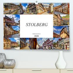 Stolberg Impressionen (Premium, hochwertiger DIN A2 Wandkalender 2020, Kunstdruck in Hochglanz) von Meutzner,  Dirk