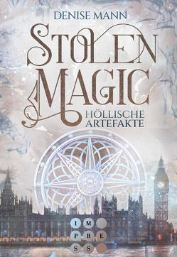 Stolen Magic 1: Höllische Artefakte von Mann,  Denise