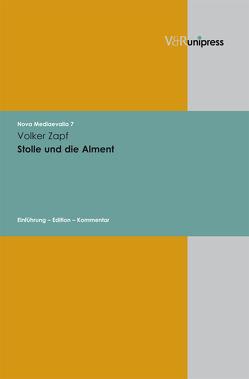 Stolle und die Alment von Zapf,  Volker