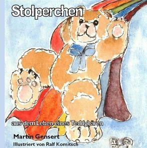 Stolperchen von Gensert,  Martin, Komitsch,  Ralf