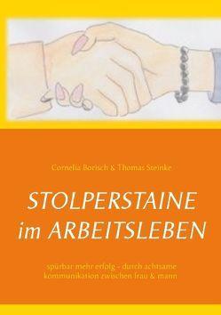 StolperstAine im Arbeitsleben von Borisch,  Cornelia, Steinke,  Thomas