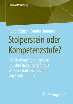 Stolperstein oder Kompetenzstufe? von Egger,  Rudolf, Hummel,  Sandra