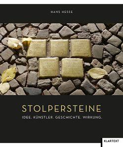 Stolpersteine von Hesse,  Hans