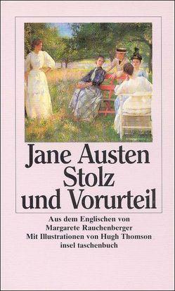 Stolz und Vorurteil von Austen,  Jane, Rauchenberger,  Margarete, Thomson,  Hugh
