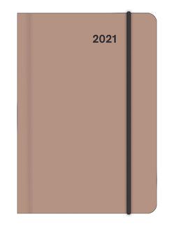 STONE 2021 – Diary – Buchkalender – Taschenkalender – 8×11,5
