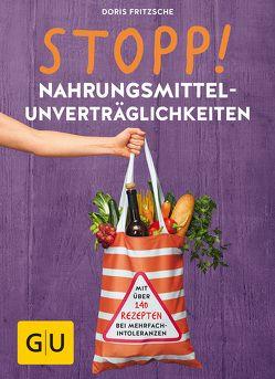 STOPP! Nahrungsmittel-unverträglichkeiten von Fritzsche,  Doris