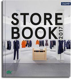 Store Book 2017 von dlv - Netzwerk Ladenbau e.V. - Deutscher Ladenbau Verband, Dörries,  Cornelia