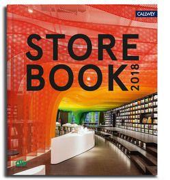 Store Book 2018 von dlv - Netzwerk Ladenbau e.V. - Deutscher Ladenbau Verband, Dörries,  Cornelia