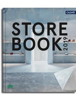 Store Book 2019 von dlv - Netzwerk Ladenbau e.V. - Deutscher Ladenbau Verband, Dörries,  Cornelia