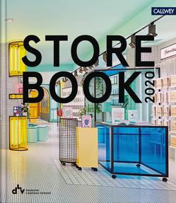Store Book 2020 von dlv - Netzwerk Ladenbau e.V. - Deutscher Ladenbau Verband, Dörries,  Cornelia