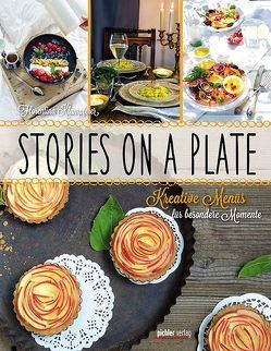Stories on a plate von Klampferer,  Florentina
