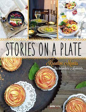 Stories on a plate von Klampferer,  Florentina