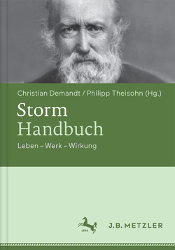 Storm-Handbuch von Demandt,  Christian, Theisohn,  Philipp