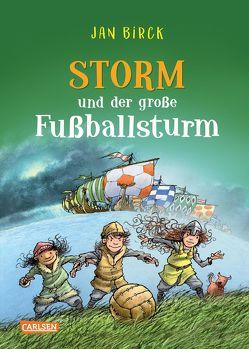 Storm und der große Fußballsturm von Birck,  Jan