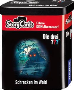 Story Cards – Die drei ??? Schrecken im Wald