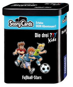 Story Cards – ??? Kids Fussball-Stars