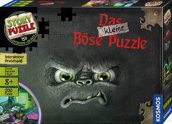 Story Puzzle 200 Teile / Das kleine Böse Puzzle