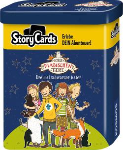 StoryCards – Die Schule der magischen Tiere Dreimal schwarzer Kater