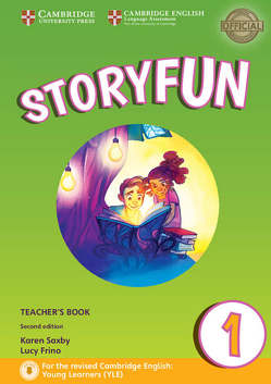 Storyfun for Starters, Movers and Flyers 1 2nd Edition